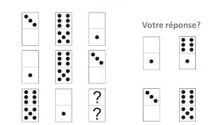 Test domino: concours infirmier