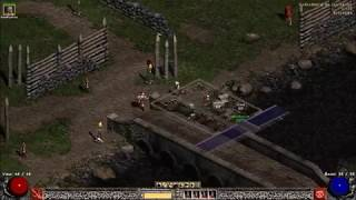 Diablo 2 lord of destruction Gameplay cap 1 y 2 el inicio de la aventura xd