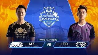 Mocha ZD Esports vs VEC In The Dark | MZ vs ITD [Vòng 8 - 25.08] - ĐTDV Mùa Đông 2019