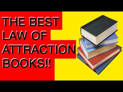 BEST Law of Attraction BOOK REVIEWS To Manifest ANYTHING