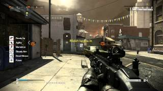 """HOLY HOST!"" (2/2) - Call of Duty: Ghosts 1v1 Challenge Map 3!"