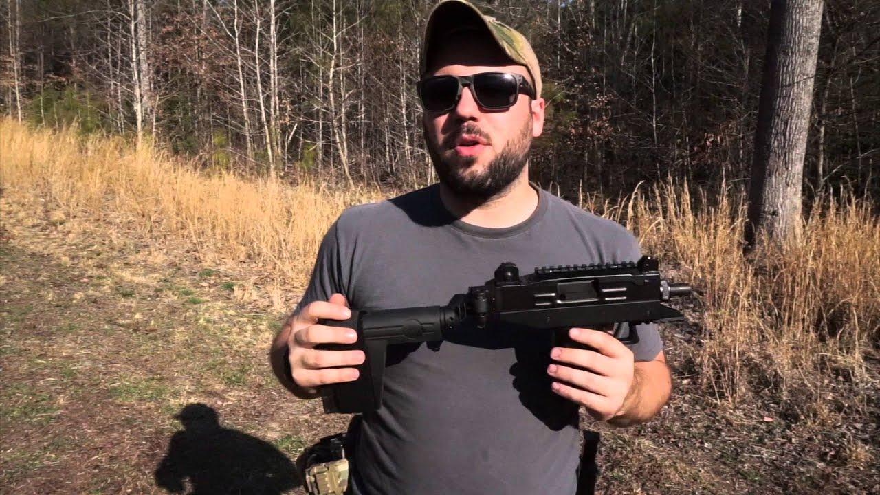 UZI Pro--GunsAmerica Review