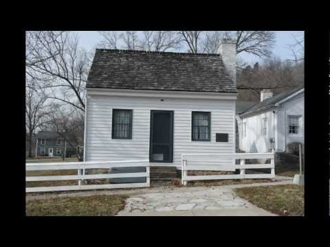Ulysses S Grant Birthplace + Homes