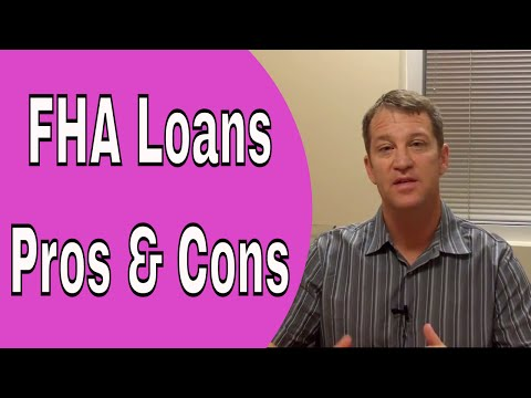 fha-loans---the-pros-and-cons-of-getting-an-fha-loan