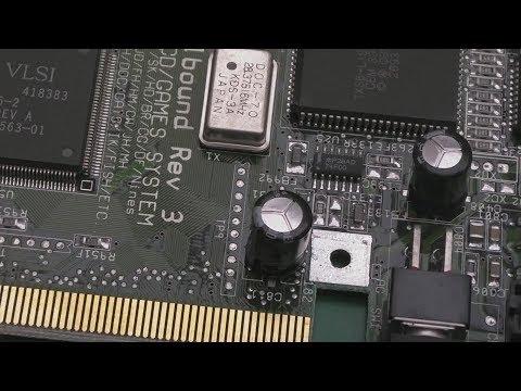 Commodore Amiga CD32 Repair Part 2 - Pesky Reversed Caps