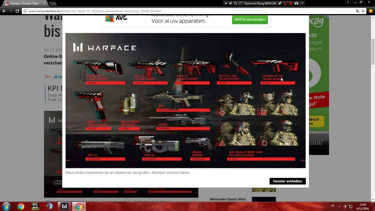 Warface permanent weapons code | Warface Promo Codes Xbox One  2019