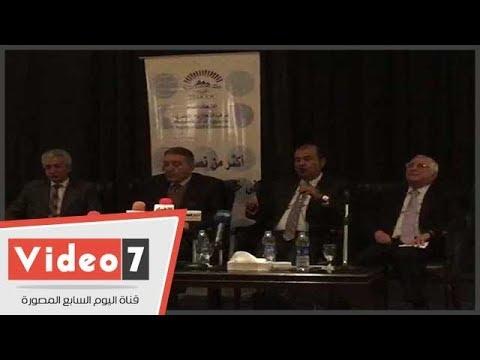 خالد حنفى فى أول ظهور له: الإصلاحات الاقتصادية جذبت الاستثمار  - نشر قبل 19 ساعة