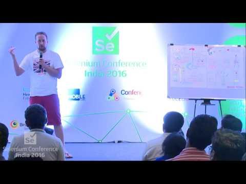 Selenium 3 Bug Bash Showcase at SeConf16 India