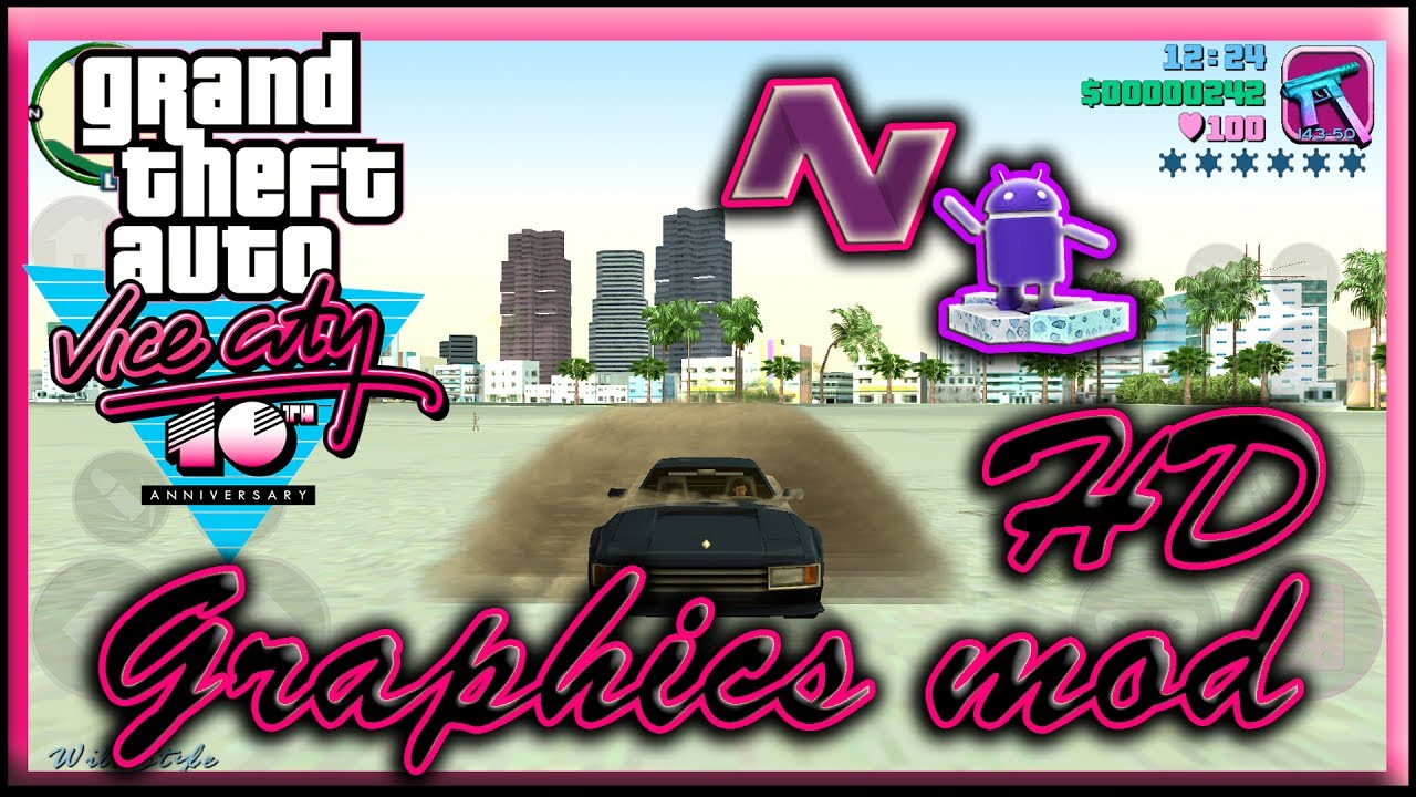 Can Vice city adult mods