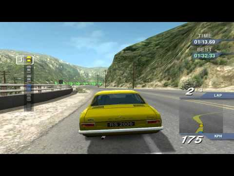 Ford Street Racing for pc with my car : ford rs 2000 (race 3)