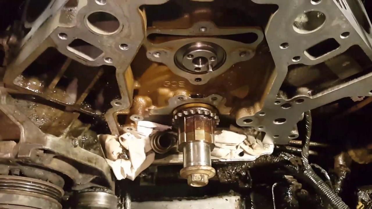 2008 Silverado 5.3L LC9 - AFM Delete Teardown Update - YouTube