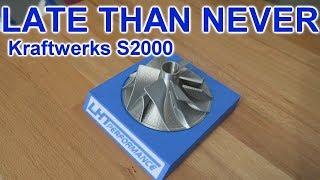 S2000 - WHERE IS IT ??? plus, 3D Turbine Wheel