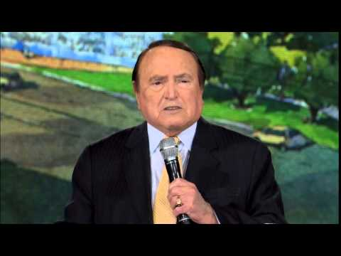 "Morris Cerullo opening message: ""It's Time to Draw a Line on Your Past!"""