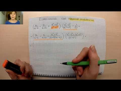 Espressioni con le frazioni from YouTube · Duration:  9 minutes 17 seconds