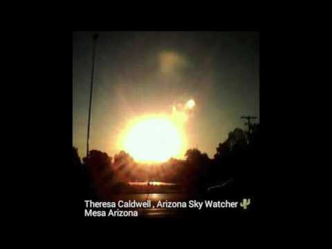 Planet X, Latest, Nibiru, Wormwood, Red Kachina Images , Theresa Caldwell Mesa Skywatchers June 2016