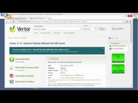 uTorrent ile Dosya İndirme Nasıl Yapılır