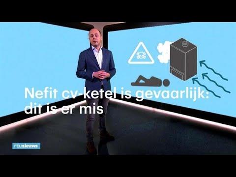 Nefit Cv-ketel Mogelijk Levensgevaarlijk: Dit Is Er Mis - RTL NIEUWS