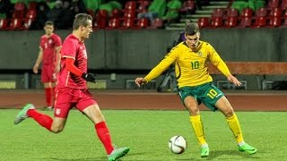 Lithuania U21 vs Ireland U21 full match