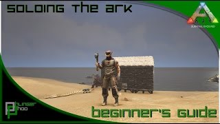 Soloing the Ark S4E3! Beginner's Guide! Narcotics and Fast Leveling!