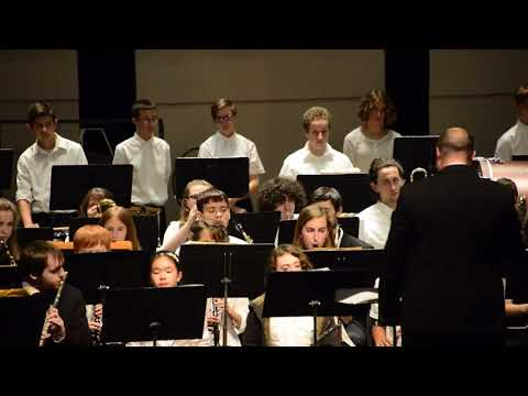 A Shaker Gift Song  UNH Youth Band 2017 Fall Concert