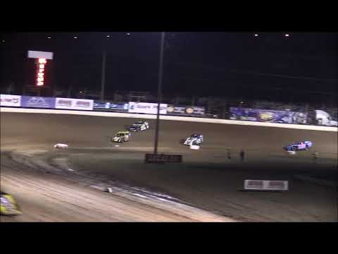 UMP Modified Heat #2 from Portsmouth Raceway Park, October 18th, 2018.