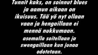 Kirka - Hengaillaan + sanat (lyrics)