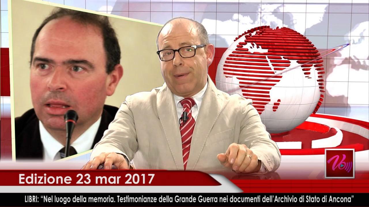 Notizie Senigallia WebTv del 23 03 2017