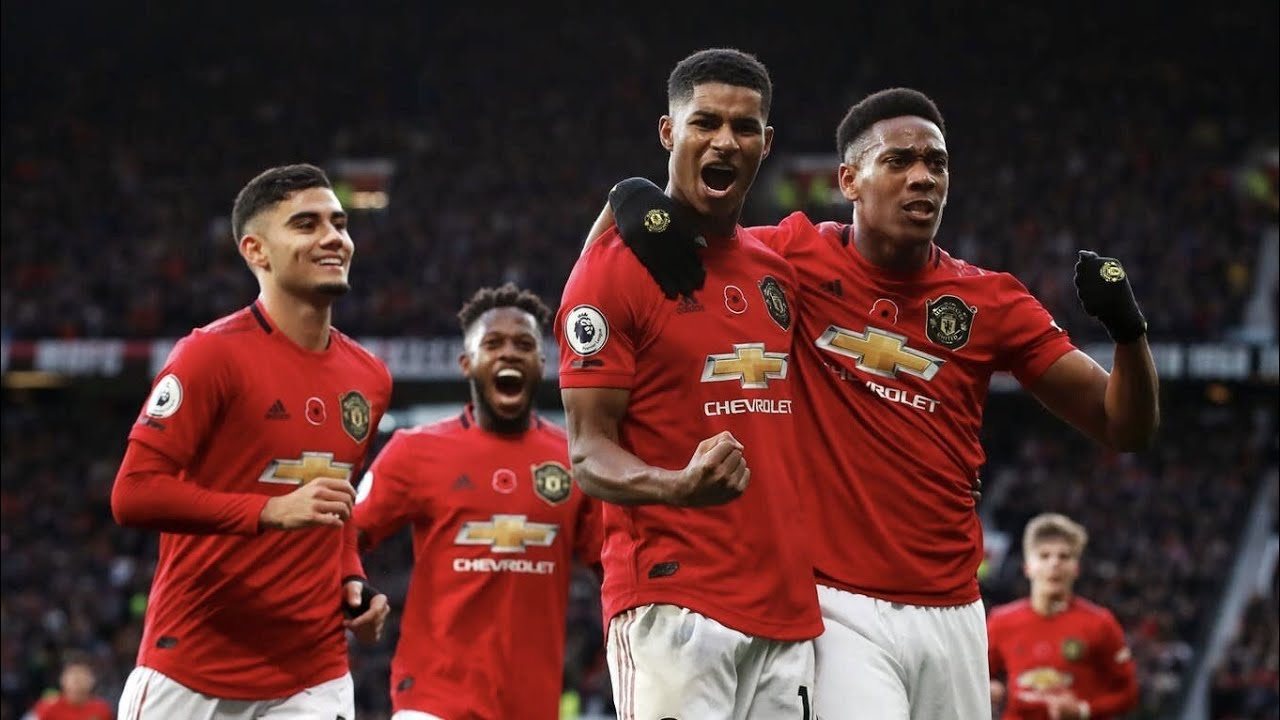 That's More Like It!   Manchester United 3-1 Brighton
