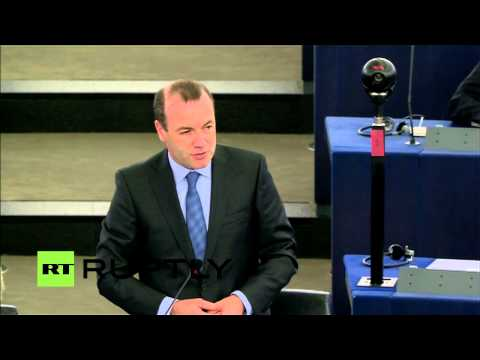 LIVE: EC President Juncker addresses European Parliament on refugee crisis