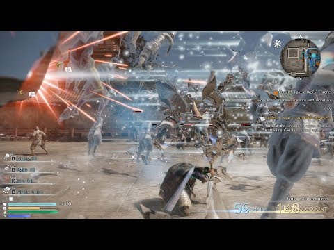 Dynasty Warriors 9 - Cao Xiu Story - Chaos Difficulty - Chapter 10: Cao Pi Takes Wei's Throne