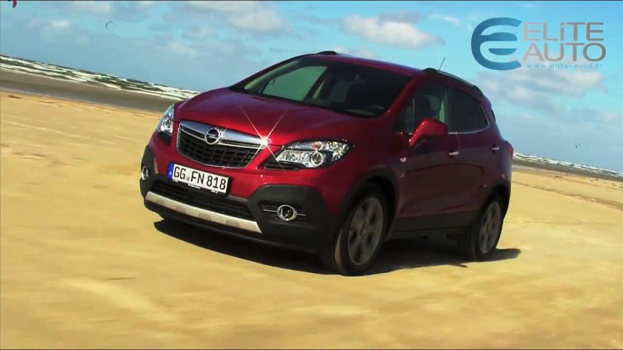 essai opel mokka 1 7l cdti 130ch 4x2 youtube. Black Bedroom Furniture Sets. Home Design Ideas