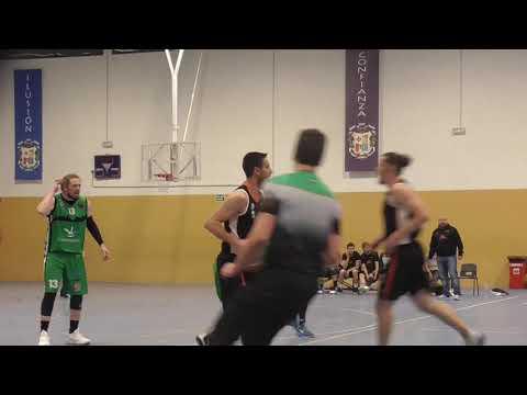 San Antonio Cáceres Basket Vs Fundación Basket Mérida