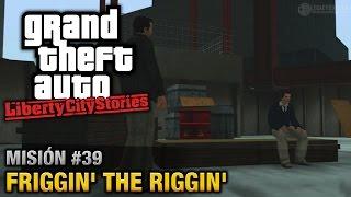 GTA Liberty City Stories - Misión #39 - Friggin' the Riggin' (Español/Sin Comentario - PCSX2)