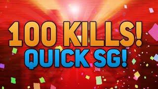 100 KILLS MACHEN XXL SPECIAL UNCUT ! - QUICK SURVIVAL GAMES | CraftingPat