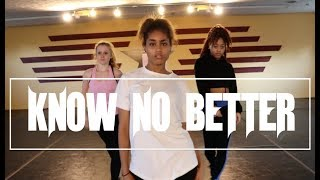 MAJOR LAZER - Know No Better | @theINstituteOfDancers | Phil Wright Choreography