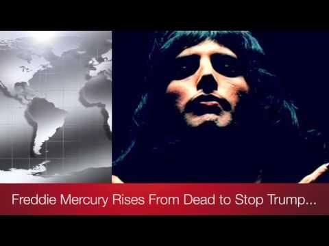 365 Characters In 365 Days (Day 83): CNN Anchor Rosemary Church on Freddie Mercury