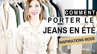 Cover images COMMENT PORTER LE JEANS EN ETE ? Inspirations & conseils mode
