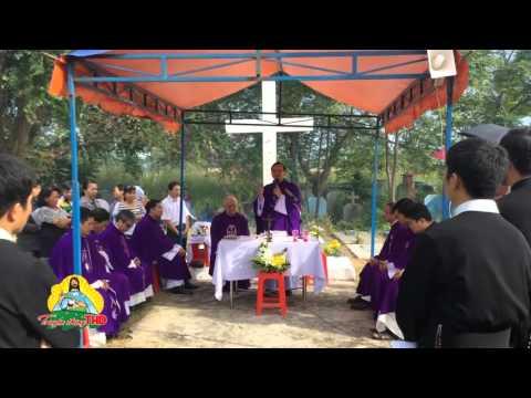 Lễ Các Đẳng Linh Hồn tại Nghĩa Trang ngày 02-11-2015