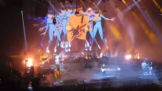 GORILLAZ - Momentary Bliss feat. SLAVES - O2 Arena, London - 11 August 2021