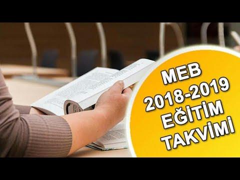 2019 Yaz Tatili Ne Zaman? Okullar Ne Zaman Kapanacak?