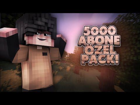 5K özel Efsane Pack! - Purple Edit Pack! -craftrise Skywars W/HzChucky