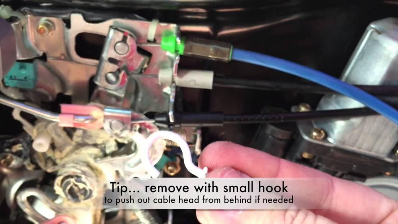 medium resolution of 5 dollar fix toyota sienna automatic sliding door actuator latch motor replacement tips part 2 2