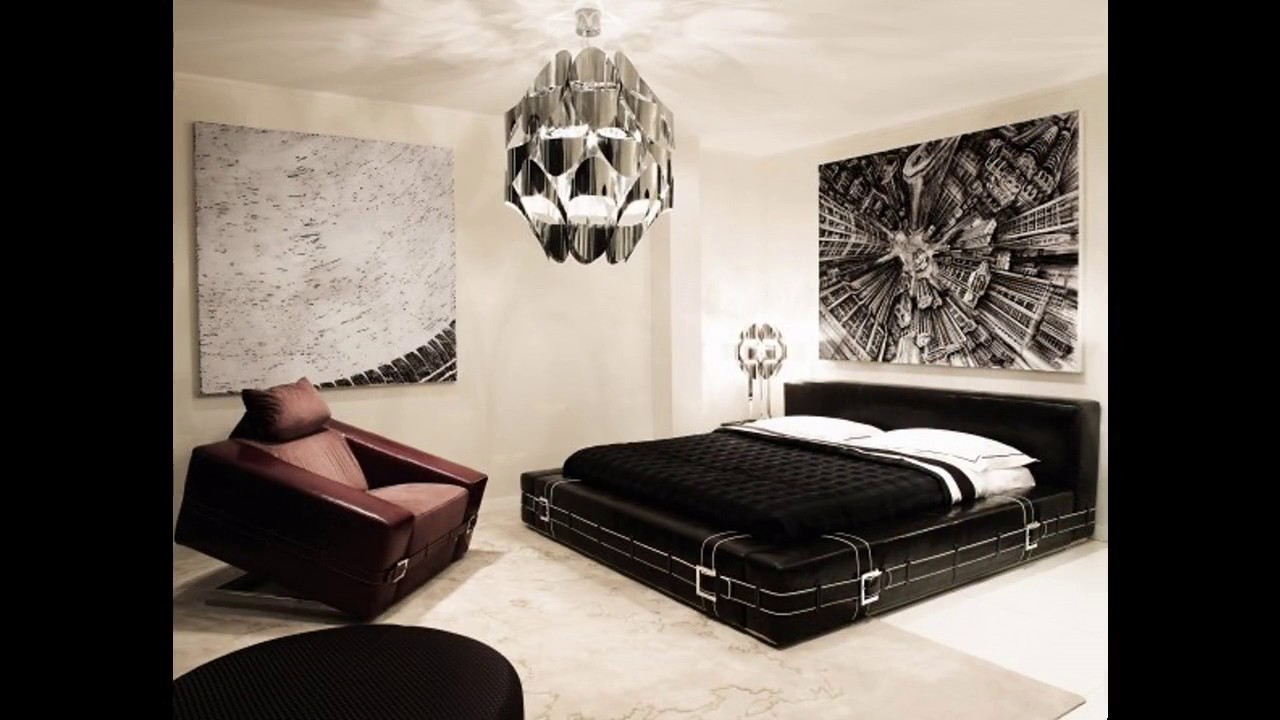 Male Bedroom Decorating Ideas cool male bedroom decorating ideas - youtube