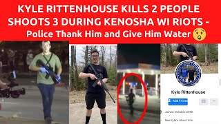 Be sure to like and subscribe!!**correction - police thanked him gave water before he shot. maybe that caused keep more powerful****here is mo...