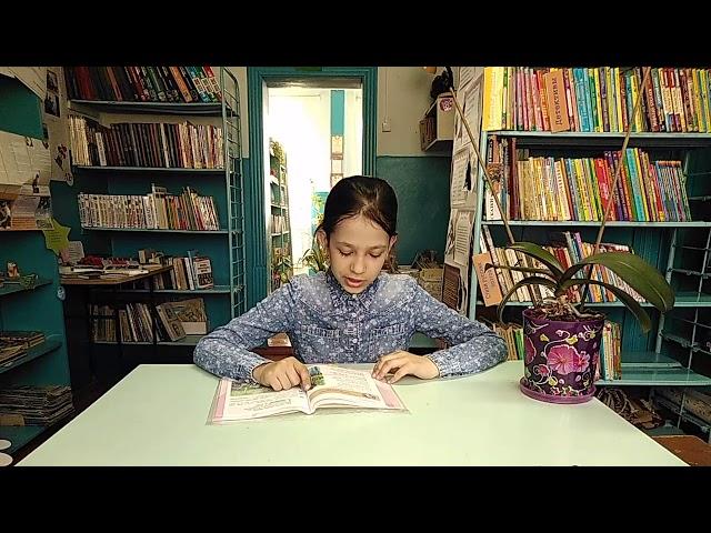 Изображение предпросмотра прочтения – ЯнаКайкова читает произведение «С.А. Клычков Весна в лесу» С.А.Клычкова