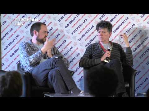 Europe / USA : visions croisées sur l'innovation culturelle - European Lab Forum 2013