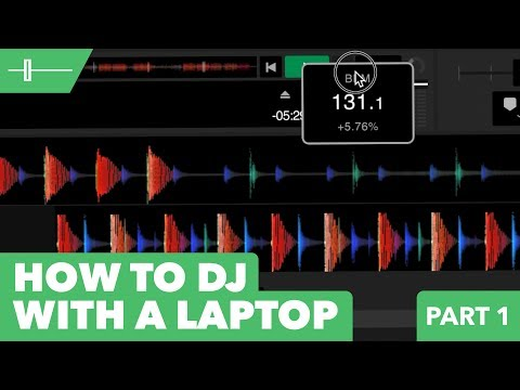 Beginner DJ Lessons - Basics of DJ Software, Free DJ Music Download & More [Part1/5]