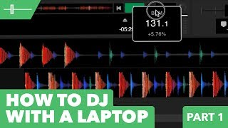 Beginner DJ Lessons - Basics of DJ Software, Free DJ Music Download & More [Part1/5]