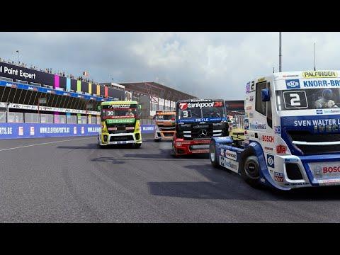 Truck Racing Championship - Launch Trailer