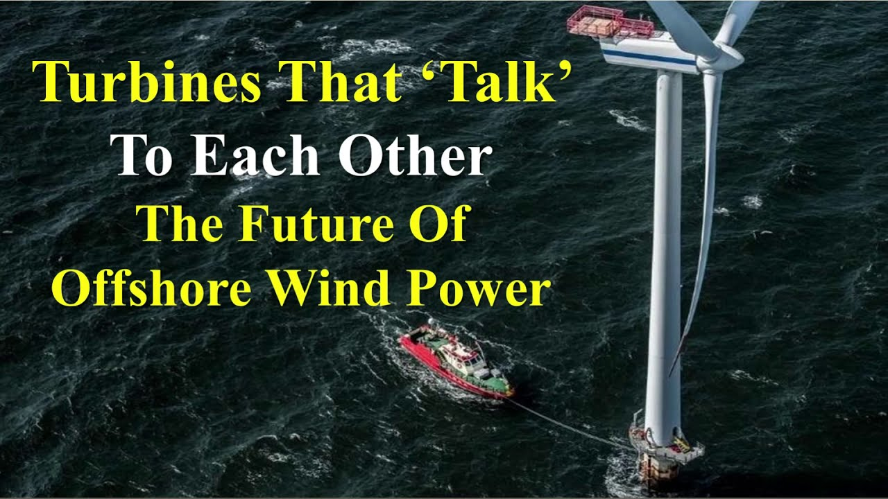 The Future of Offshore Wind Power
